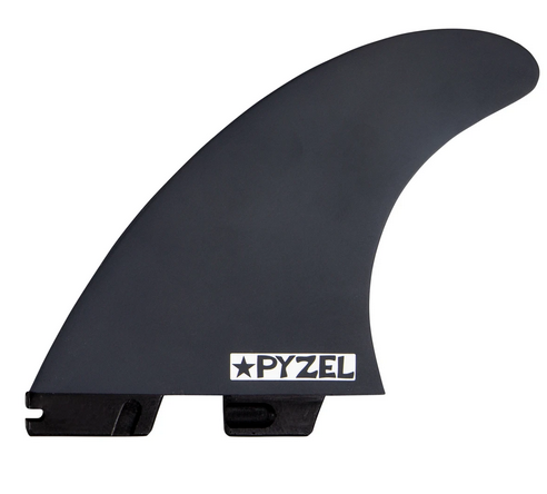 FCS II Pyzel PC Large Tri Fin Set